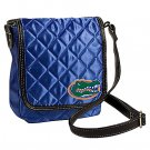 University of Florida Gators Littlearth Quilted Cross-Body Purse Bag