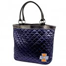 University of Illinois Fightning Illini Littlearth Quilted Tote Bag Purse
