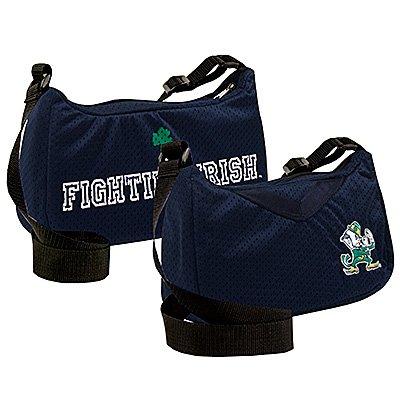University of Notre Dame Fighting irish Littlearth Jersey Purse Bag