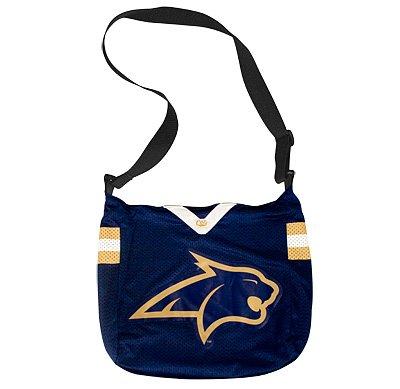 Montana State University Bobcats Littlearth Football Jersey Tote Bag Purse