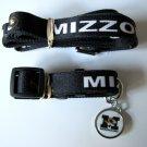 University of Missouri Mizzou Tigers Pet Dog Set Leash Collar ID Tag Large