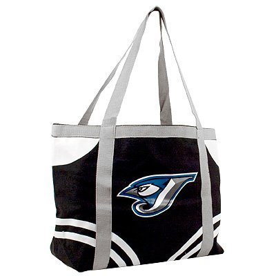 Toronto Blue Jays Littlearth Tailgate Canvas Tote Bag