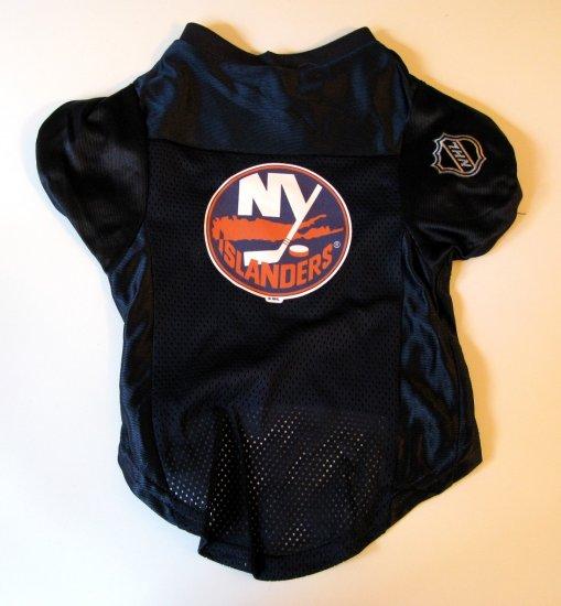 New York Islanders Pet Dog Hockey Jersey Gift Size Medium