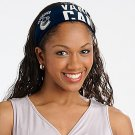 Vancouver Canucks Littlearth FanBand Hockey Jersey Headband Cute