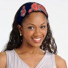 Cleveland Indians FanBand Baseball Jersey Headband