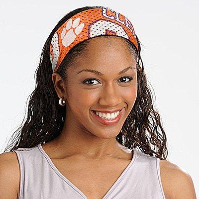 Clemson University Tigers FanBand Football Jersey Headband