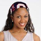 University of Mississippi Rebels FanBand Football Jersey Headband