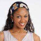 University of Illinois Fightning Illini FanBand Football Jersey Headband