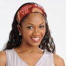 Virginia Tech University Hokies Littlearth FanBand Football Jersey Headband Cute