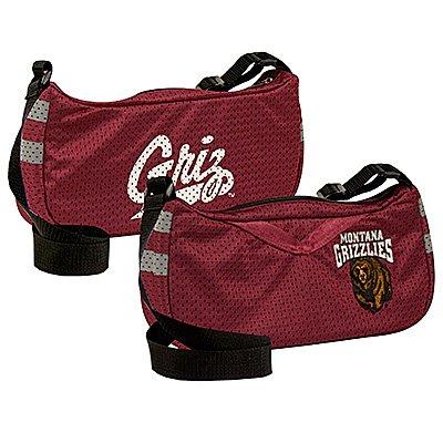 University of Montana Grizzlies Littlearth Jersey Purse Bag