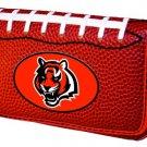 Cincinnati Bengals Football Leather iPhone Blackberry PDA Cell Phone Case