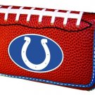 Indianapolis Colts Football Leather iPhone Blackberry PDA Cell Phone Case