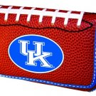 University of Kentucky Wildcats Football Leather iPhone Blackberry PDA Cell Phone Case
