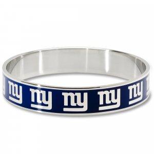 New York Giants Team Enamel Bangle Bracelet