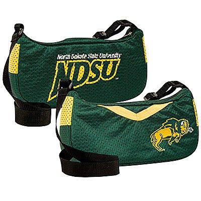 North Dakota State University Bison Littlearth Jersey Purse Bag
