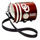 University Of Oklahoma Sooners Littlearth Petite Purse Bag