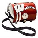 Wisconsin University Badgers Littlearth Petite Purse Bag
