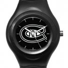 Montreal Canadiens Black Shadow Watch