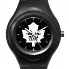 Toronto Maple Leafs Black Shadow Watch