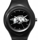 Arkansas University Razorbacks Black Shadow Watch