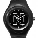 Nebraska University Cornhuskers Black Shadow Watch