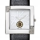 Boston Bruins Glamour Ladies Fashion Watch
