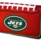 New York Jets Football Leather iPhone Blackberry PDA Cell Phone Case