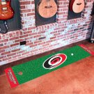 Carolina Hurricanes Golf Putting Green Mat Carpet Runner