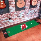 New Jersey Devils Golf Putting Green Mat Carpet Runner