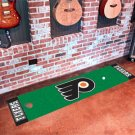 Philadelphia Flyers Golf Putting Green Mat Carpet Runner