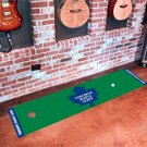 Toronto Maple Leafs Golf Putting Green Mat Carpet Runner