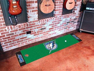 Tampa Bay Lightning Golf Putting Green Mat Carpet Runner