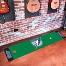 Tampa Bay Lightning Golf Putting Green Mat Carpet Runner