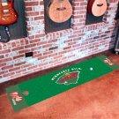 Minnesota Wild Golf Putting Green Mat Carpet Runner