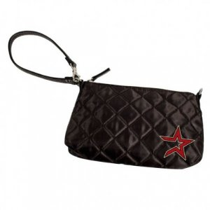 Houston Astros Littlearth Quilted Purse Wristlet