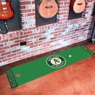 Oakland Athletics Golf Putting Green Mat Carpet Runner