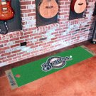 Milwaukee Brewers Golf Putting Green Mat Carpet Runner