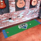 San Diego Padres Golf Putting Green Mat Carpet Runner