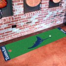 Tampa Bay Rays Golf Putting Green Mat Carpet Runner