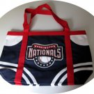 Washington Nationals Littlearth Tailgate Large Canvas Tote Bag