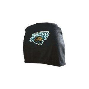 Jacksonville Jaguars Auto Car Head Rest Covers Set Gift