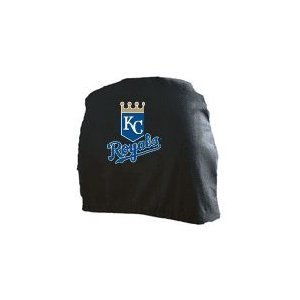 Kansas City Royals Auto Car Head Rest Covers Set