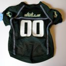 South Florida University Bulls Pet Dog Football Jersey XL