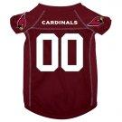 Arizona Cardinals Pet Dog Football Jersey Small v3