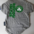 Boston Celtics Pet Dog T-Shirt Tee Gray Extra Large XL