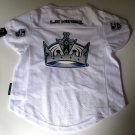 Los Angeles Kings Pet Dog Hockey Jersey Premium Large