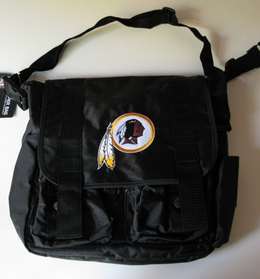 Washington Redskins Baby Diaper Bag Purse w/ Changing Pad