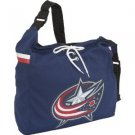 Columbus Blue Jackets Hat Trick Hockey Jersey Tote Bag Gift