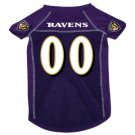 Baltimore Ravens Pet Dog Football Jersey Small