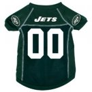 New York Jets Pet Dog Football Jersey Medium v3